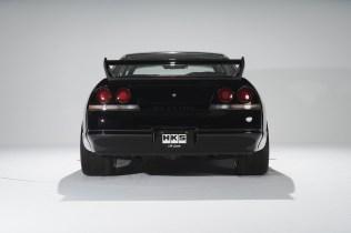 NIssan Skyline GTR R33 HKS T002 BHauction2020-TAS 04