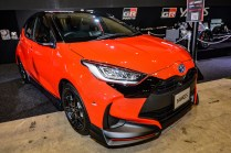 Toyota Gazoo Racing Yaris GR Parts TAS2020