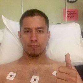 James Kempf Hospitalized