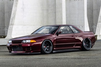 JCCS2020 Nissan Skyline R32 Garage Active 01