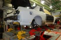 NissanSkylineGTR-R32-NISMORestoredCar 11 chassis balancing