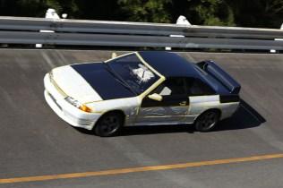 NissanSkylineGTR-R32-NISMORestoredCar 44 test drive
