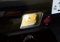 Hachette NissanSkylineR30-SeibuKeisatsu 02 fog light