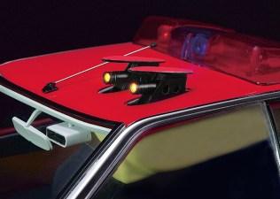 Hachette NissanSkylineR30-SeibuKeisatsu 24 double cannon