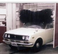 JCW carwash ToyotaCoronaMarkIIT60