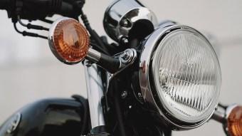 YamahaSR400-40thAnniv light