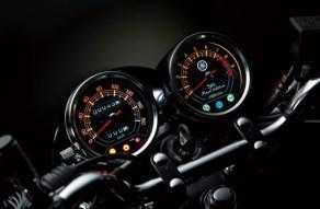YamahaSR400FinalEditionLimited gauges