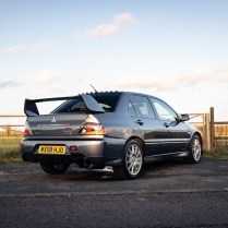 2008 Mitsubishi Lancer Evolution IX MR FQ-360 HKS-02