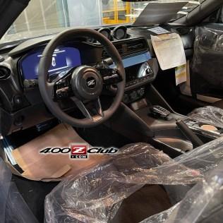 Nissan 400Z production leak 3