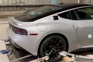 Nissan 400Z production leak 5