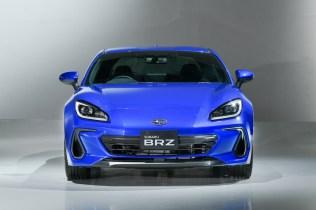 SubaruBRZ 2022 front