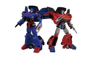 Transformers Masterpiece Skids Reboost Honda City