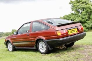 1987 AE86 GT - Car & Classic -2