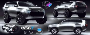 ToyotaLandCruiserJ300 02 planning phase ideation sketch