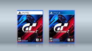 Gran Turismo 7 - PS4 PS5 Boxart