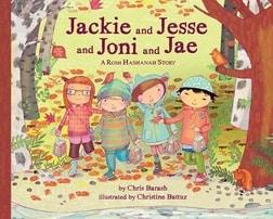 Jackie and Jesse and Joni and Jae by Chris Barash