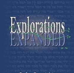 Explorations Expanded (Bereishit) by Ari D. Kahn