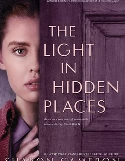 The Light in Hidden Places by Sharon Cameron