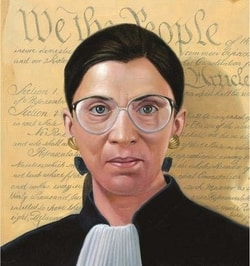 Ruth Objects: The Life of Ruth Bader Ginsburg by Doreen Rappaport