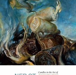 Ner Ot: Candles in the Art of Samuel Bak by Lawrence L. Langer