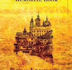 Memorial Book of Kremenets by Jonathan Wind