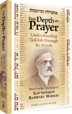Depth of Prayer: Understanding Tefillah Through Its Words by Rabbi Nosson Miller