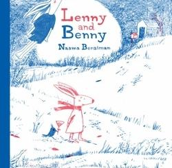 Lenny and Benny by Naama Benziman