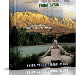 Escape From Syria: A Jewish Boy's Story of Survival by Shira Yehudit Djalilmand