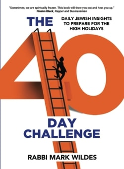The 40 Day Challenge by Mark Wildes