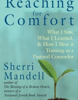 Reaching for Comfort: What I Saw, What I Learned, and How I Blew it Training as a Pastoral Counselor by Sherri Mandell