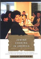 Joan Nathan, Jewish Cooking in America. Expanded Edition (New York: Knopf, 1989)
