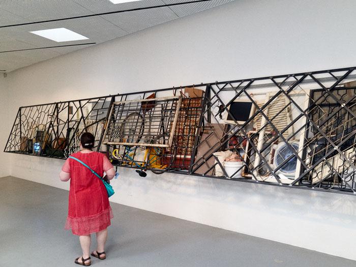 Tsibi Geva's project for the Israeli Pavilion at the 56th Bienale di Venezia