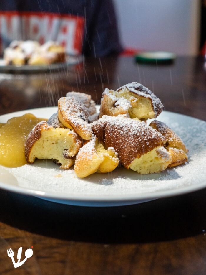 """My children love this """"Kaiserschmarrn"""" recipe!"""