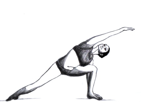 Yoga that Detoxes, Stabilizes, AND Releases Anger