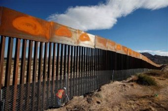 Waiver issued so construction of border wall can begin
