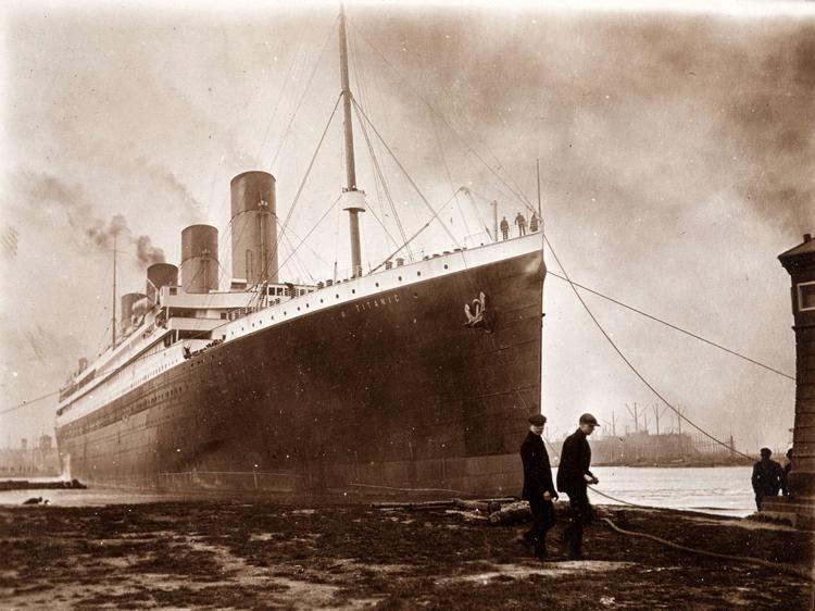 «Титаниктің» жолаушылары «Карпатиандарға» үнемделді