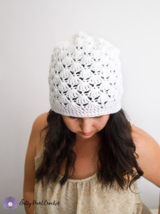 82f3a78ccc3 The Rora Cable Slouch – I like the unique design of this hat with it s  vertical cable stitch panel. This hat can be made in four different sizes  from ...
