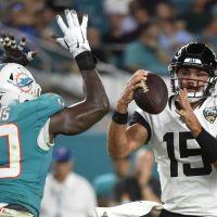 Transmisión en vivo de Dolphins vs Jaguars: Cómo ver el fútbol americano de la NFL los jueves por la noche desde cualquier lugar
