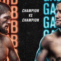 Transmisión en vivo de UFC 254: hora de inicio y cómo ver Khabib vs Gaethje este fin de semana