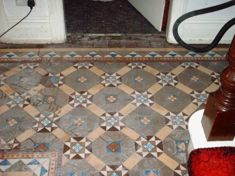 Victorian Floor Revealed