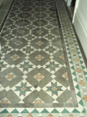 Victorian floor Restoration in Lancaster after Carpet Removal