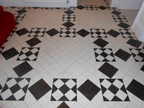 Victorian Tile Cleaning After