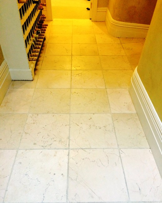 Jura Limestone After Burnishing Kirkby Londsdale