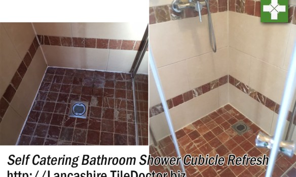 Bathroom Shower Cubicle Refresh in County Meath