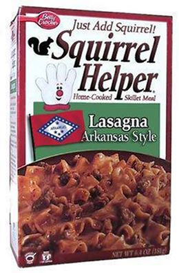 Redneck Hamburger Helper
