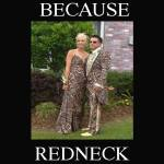 Because Redneck Camo Formal Wear