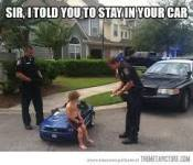 Funny Police Comments