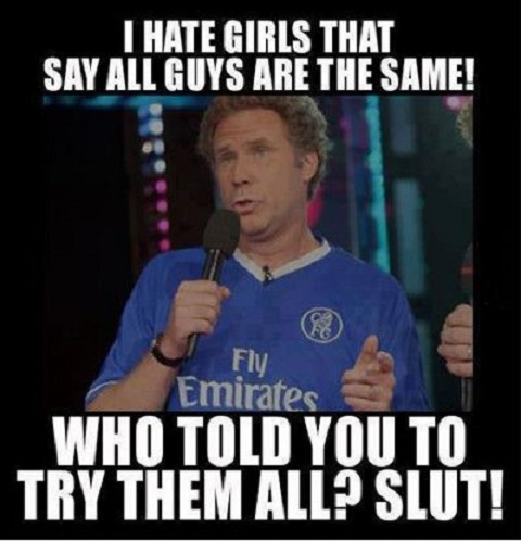 All Guys Are The Same