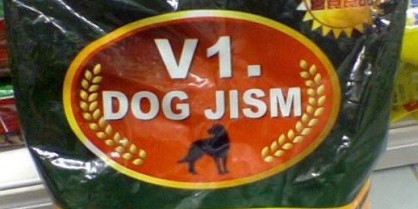 Dog Jism Because Earth Isn't Weird Enough