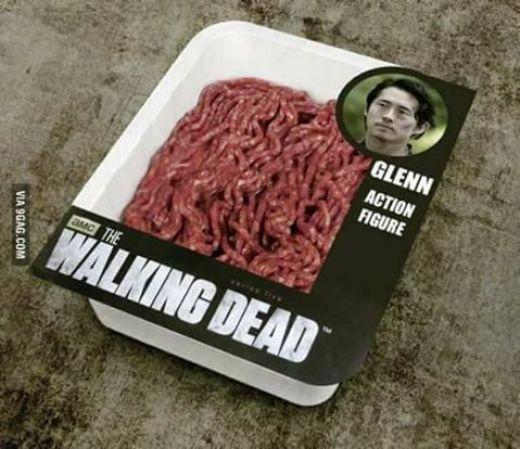 Glenn Action Figure